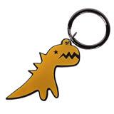 agnes b. - SPORT b閃電恐龍鑰匙圈(黃)