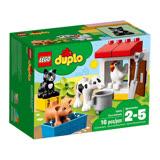 (購物車)【LEGO樂高】得寶系列 10870 農場動物