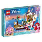 【LEGO樂高】迪士尼公主系列 41153 小美人魚 愛麗兒的皇家慶典船