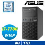 【ASUS】MD800 i7-7700-8G-1TB-128SSD-W10P 商用電腦