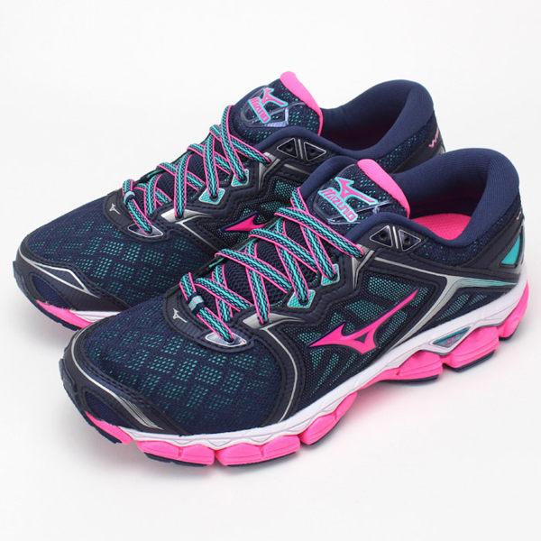 Mizuno 女 SKY 女慢跑鞋 美津濃 慢跑鞋- J1GD170263