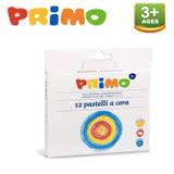 義大利PRiMO彩繪蠟筆12色