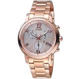 CITIZEN星辰xC系列花漾年華計時腕錶 FB1433-52W