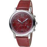 CITIZEN星辰xC系列花漾年華計時腕錶 FB1430-00W