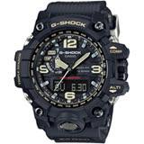 CASIO卡西歐G-SHOCK MASTER OF G極限大陸腕錶 GWG-1000-1A