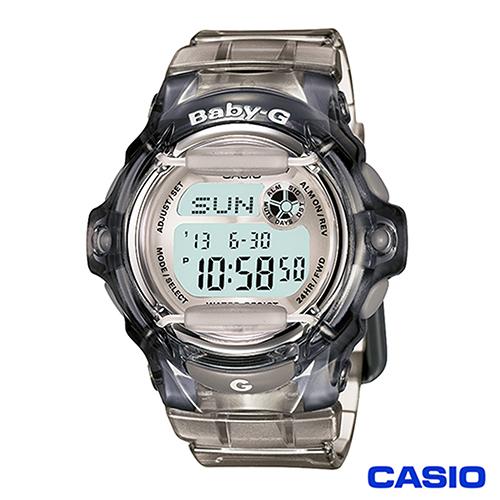 CASIO BABY-G活力多彩潮流休閒運動錶 BG-169R-8