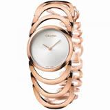 Calvin Klein K4G 曲線系列女用腕錶 K4G23626