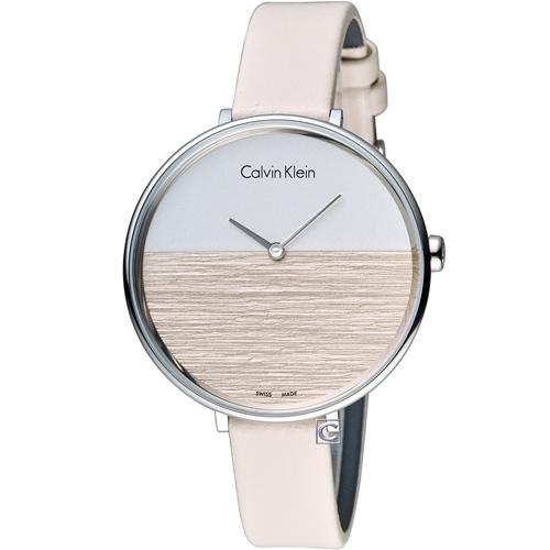 Calvin Klein K7A rise 晨曦系列 時尚腕錶 K7A231XH
