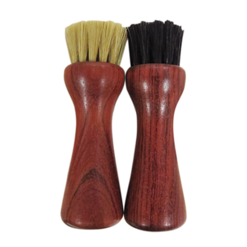 糊塗鞋匠 優質鞋材 P63 法國FAMACO精品獾毛刷 1支