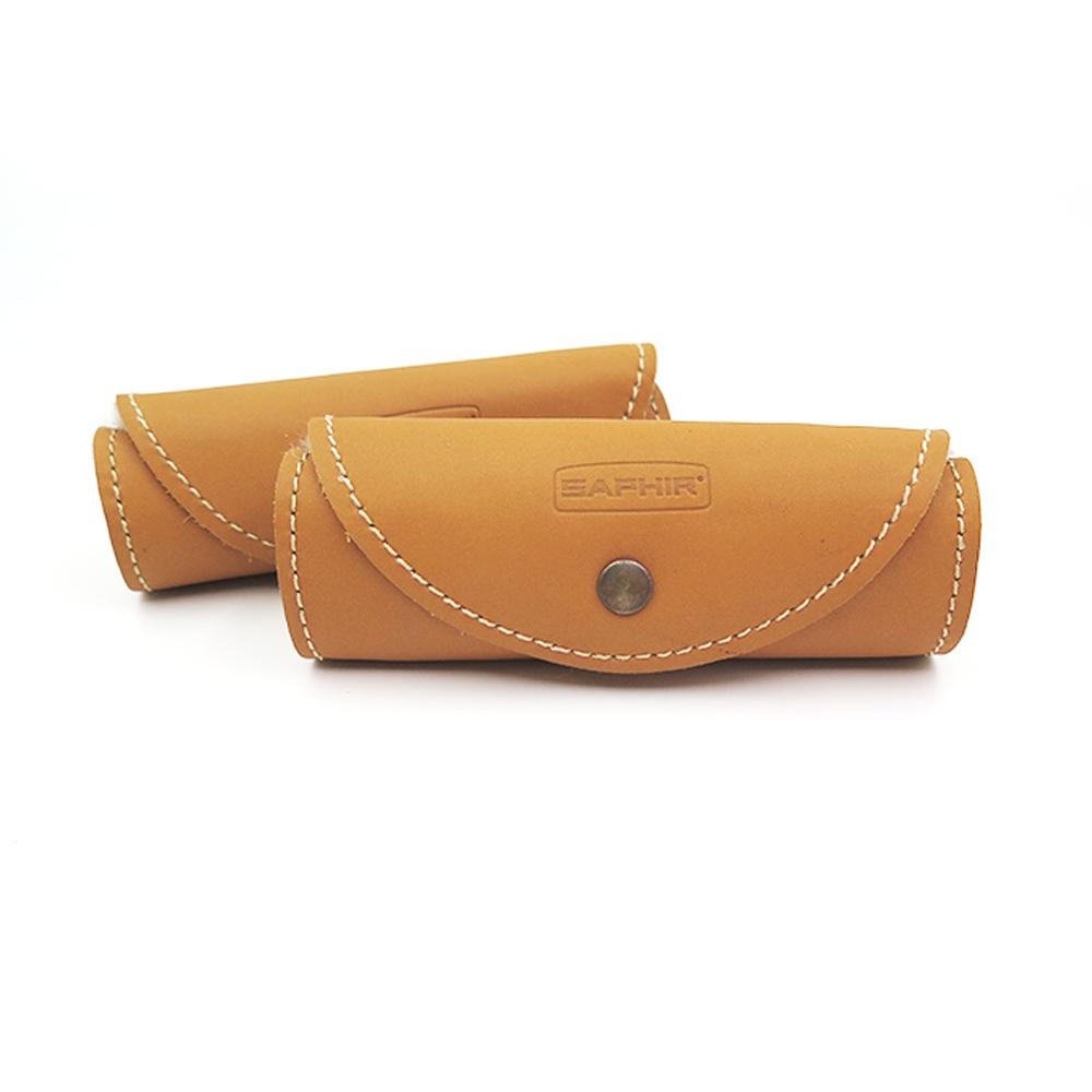 糊塗鞋匠 優質鞋材 P79 法國SAPHIR真皮羊毛拋光手套 1個