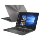 ASUS華碩 UX430UN-0101A8250U 14吋FHD/i5-7200U/8G/512GSSD/NV940MX 2G獨顯 極致輕薄高效筆電(石英灰)