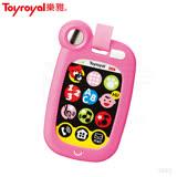 日本《樂雅 Toyroyal》電子學習按鍵盤-粉(6m以上)
