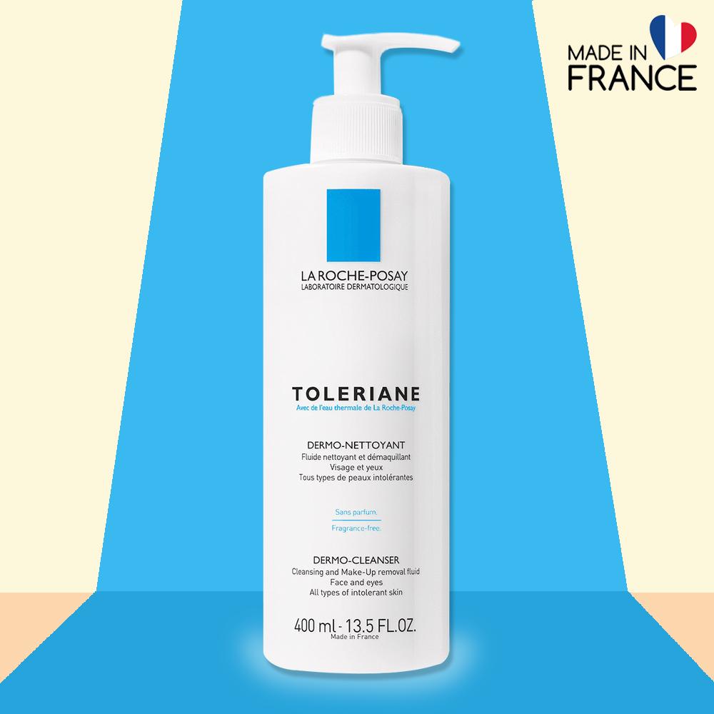 La Roche Posay 理膚寶水 多容安清潔卸妝乳液 400ml