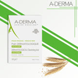 A-Derma 艾芙美 燕麥非皂性潔膚皂 100g