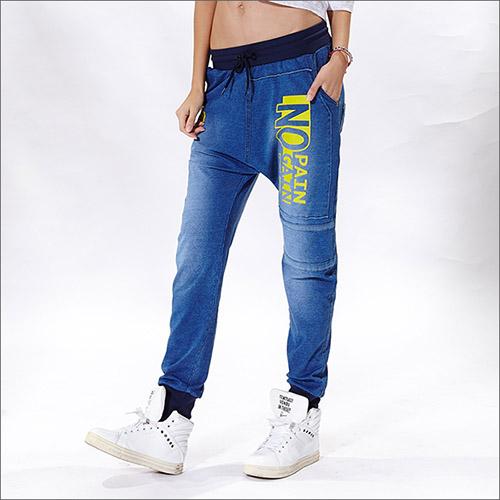 TOUCH AERO牛仔造型嘻哈褲 TA611(商品圖不含配件/男女皆可穿)