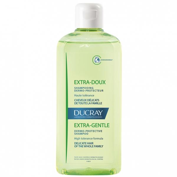 Ducray 護蕾 溫和保濕洗髮精 400ml