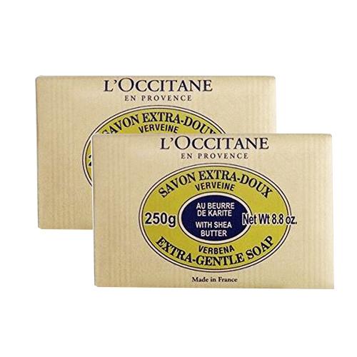 L'Occitane 歐舒丹 乳油木馬鞭草皂 250g*2