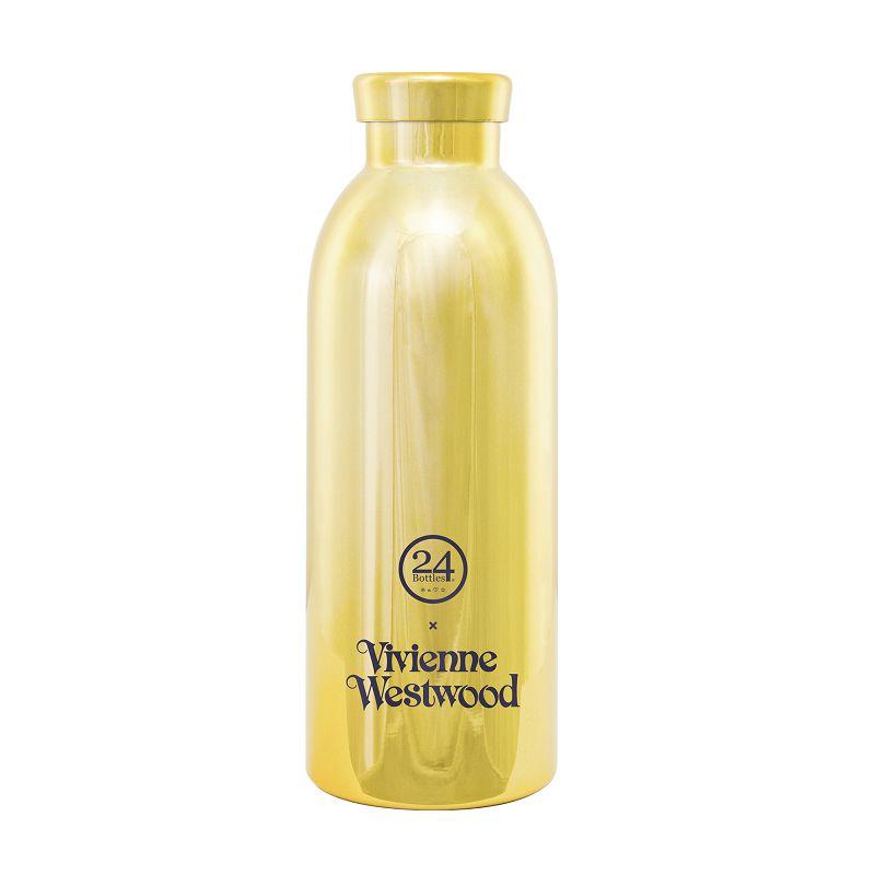 義大利 24Bottles 不銹鋼雙層保溫瓶 500ml - Vivienne Westwood
