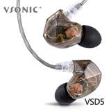 【VSONIC】VSD3S耳道式耳機