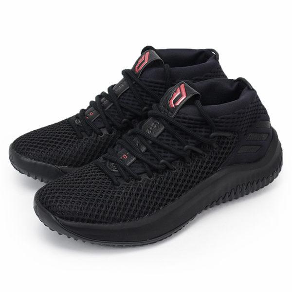 Adidas 童 DAME 4 J 愛迪達 籃球鞋- CG4306