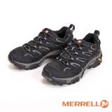 MERRELL MOAB 2 GORE-TEX防水登山運動鞋 女鞋-黑(另有紫)