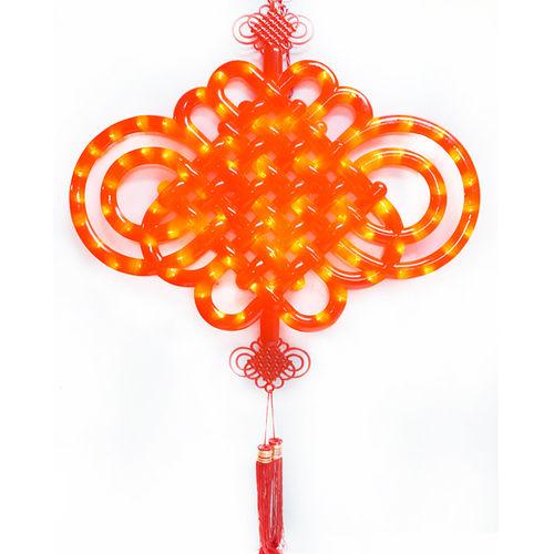 農曆春節特選 大中國結LED燈串吊飾