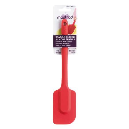 法國mastrad 矽膠刮刀(紅)