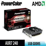 【撼訊PowerColor】AXR7 240 1GBD5-HV3E/OC 顯示卡