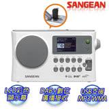 SANGEAN WiFi網路收音機/數位廣播/調頻/USB網路收音機WFR-28C