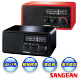 SANGEAN 二波段復古式收音機WR-11