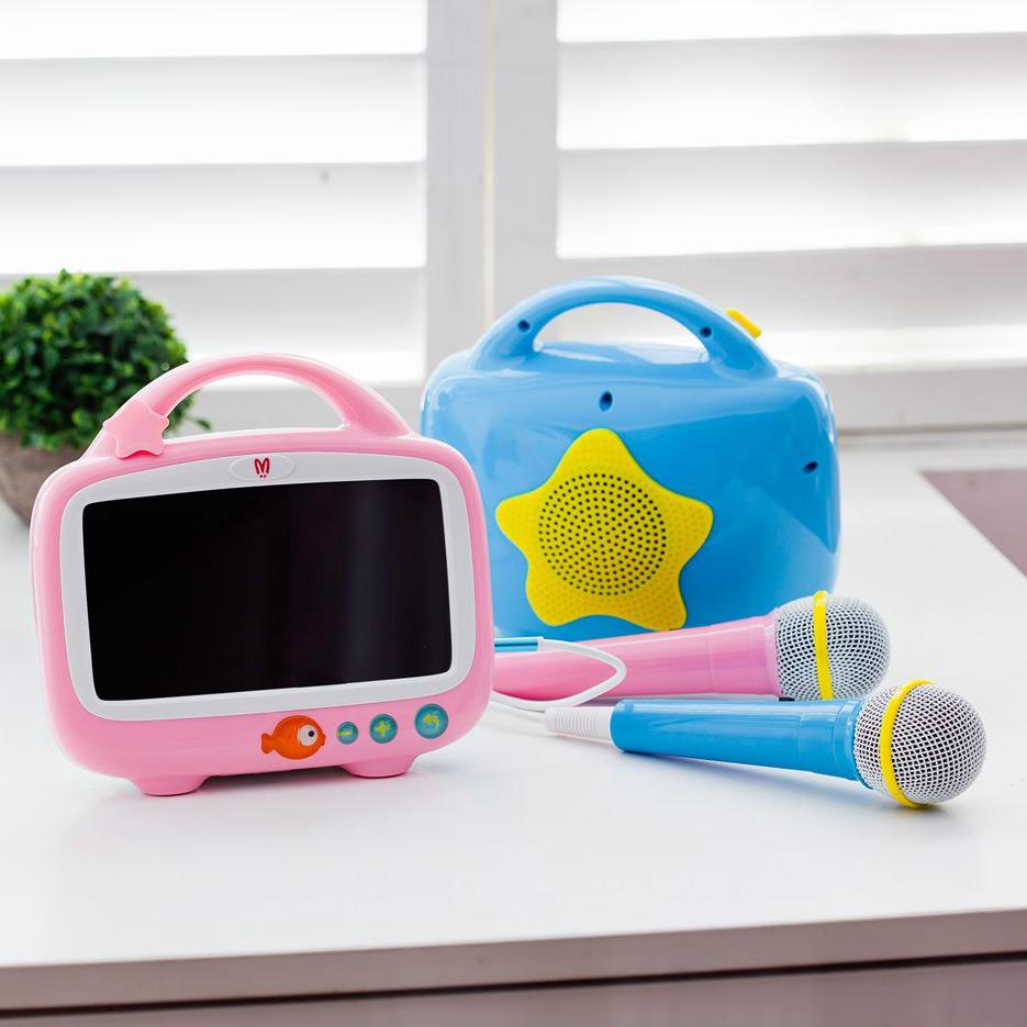 昌兒東森幼幼 兒童視頻機KTV點點名