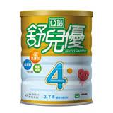【亞培】舒兒優 3-7歲兒童奶粉850g*12入
