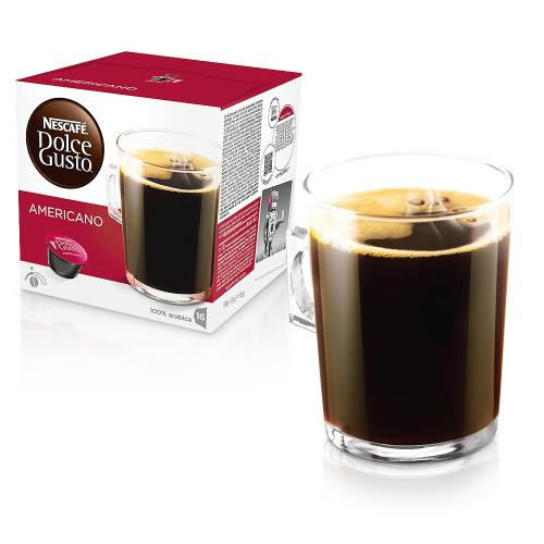 雀巢咖啡-美式經典咖啡膠囊 (一組6盒)