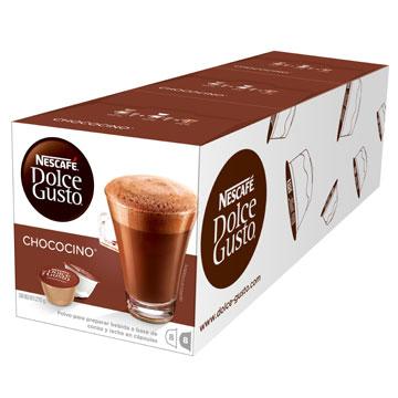 雀巢咖啡-巧克力歐蕾膠囊 (一組6盒)