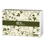 優活折疊式紙巾 擦手紙 (200張x20包)/箱