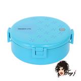 FayJ菲姐 不鏽鋼保溫便當盒18cm-藍
