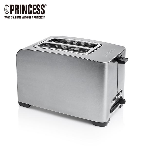 《PRINCESS》荷蘭公主不鏽鋼厚薄片烤麵包機(142356)
