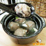 (任選)【極鮮配】香菇鮮肉丸(200g±10%/包)