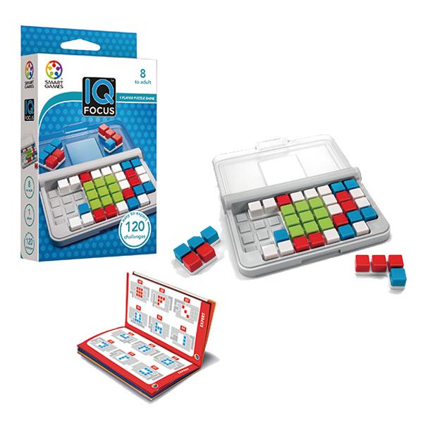 【比利時 SMART GAMES 桌遊】IQ顏色大挑戰 ACT06325