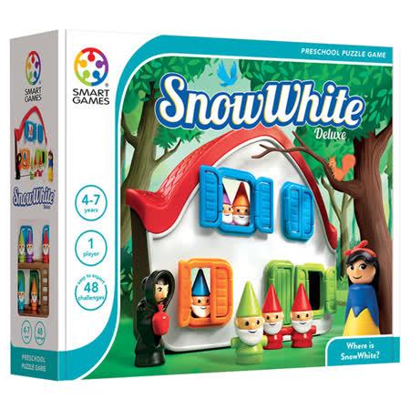 比利時SMART GAMES 童話故事桌遊-白雪公主
