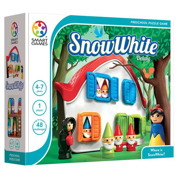 【比利時 SMART GAMES 桌遊】白雪公主 ACT06323