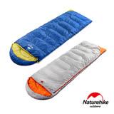 Naturehike KIT款帶帽全開式信封睡袋+ 自動充氣枕頭 超值組合