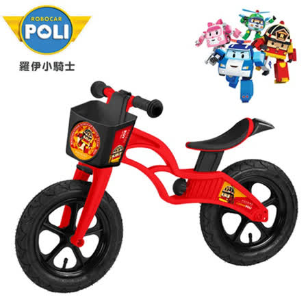 Robocar Poli 救援小英雄滑步車