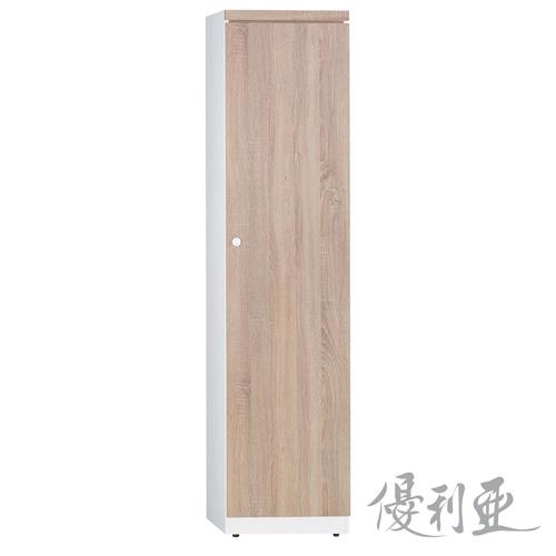 【優利亞-北歐雙色】1.5尺高鞋櫃