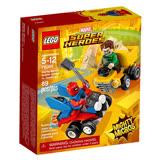 【LEGO樂高】超級英雄 迷你車系列 76089 猩紅蜘蛛vs.睡魔人