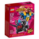 【LEGO樂高】超級英雄 迷你車系列 76090 星爵vs.涅布拉