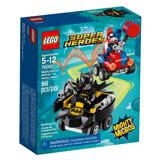 【LEGO樂高】超級英雄 迷你車系列 76092 蝙蝠俠vs.小丑女 哈莉·奎茵
