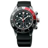 SEIKO 精工 專業潛水男錶 矽膠錶帶 黑 太陽能 防水200米 日期顯示 SSC617P1