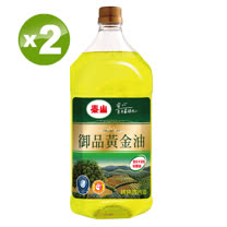 泰山御品黃金油2L*2入