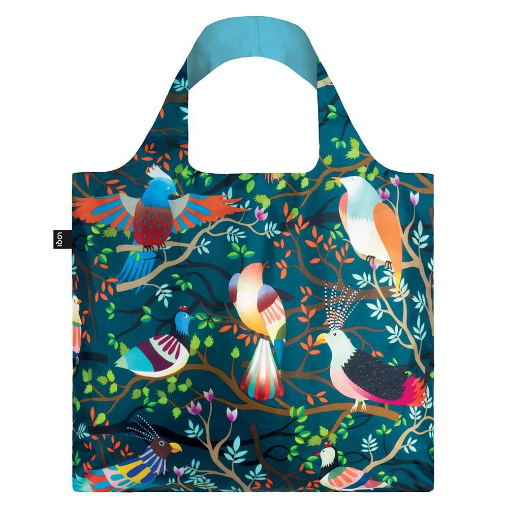 LOQl購物袋∕熱帶鳥 HHBI
